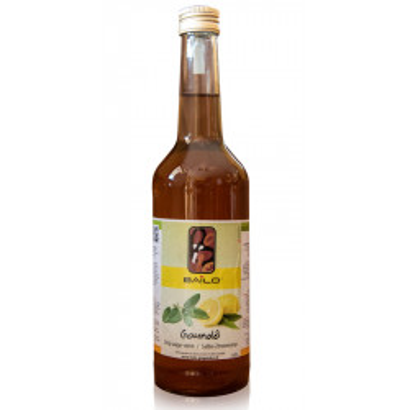 Goundô sirop sauge-citron