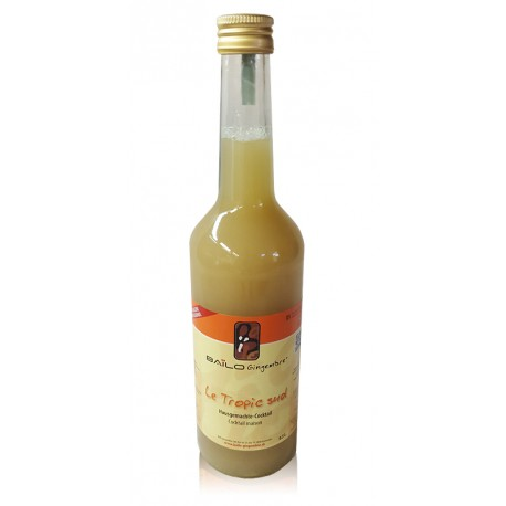 Cocktail « Tropic Sud » 0,5 l